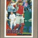 2010 Topps Baseball Jeff Mathis Angels #504