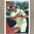2010 Topps Baseball Andy Marte Indians #505
