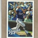 2010 Topps Baseball Chris Getz Royals #508