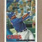 2010 Topps Baseball Marlon Byrd Cubs #516