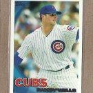 2010 Topps Baseball Randy Wells Cubs #520
