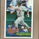 2010 Topps Baseball Michael Cuddyer Twins #537