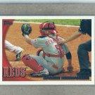 2010 Topps Baseball Ramon Hernandez Reds #554