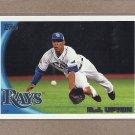 2010 Topps Baseball B.J. Upton Rays #555