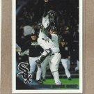 2010 Topps Baseball White Sox Team Card #556
