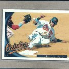 2010 Topps Baseball Nick Markakis Orioles #559