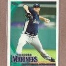2010 Topps Baseball Ryan Rowland-Smith Mariners #560
