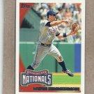 2010 Topps Baseball Ryan Zimmerman Nationals #561