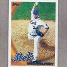 2010 Topps Baseball Mike Pelfrey Mets #567