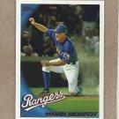 2010 Topps Baseball David Murphy Rangers #587