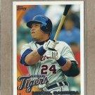 2010 Topps Baseball Miguel Cabrera Tigers #623