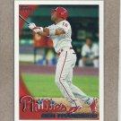 2010 Topps Baseball Ben Francisco Phillies #630