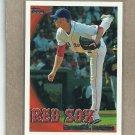 2010 Topps Baseball Daniel Bard Red Sox #633