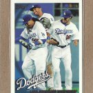 2010 Topps Baseball Dodgers Team Card #639