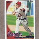 2010 Topps Baseball Brian Fuentes Angels #648