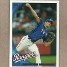 2010 Topps Baseball Brandon McCarthy Rangers #660
