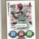 2010 Topps Baseball Attax Torii Hunter