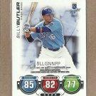 2010 Topps Baseball Attax Billy Butler