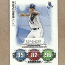 2010 Topps Baseball Attax Zack Greinke