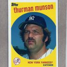 2010 Topps Baseball Vintage Legends Thurman Munson #VLC16