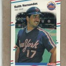 1988 Fleer Baseball Keith Hernandez Mets #136