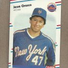 1988 Fleer Baseball Jesse Orosco Mets #148