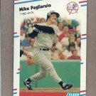 1988 Fleer Baseball Mike Pagliarulo Yankees #216