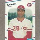 1988 Fleer Baseball Kal Daniels Reds #231