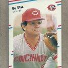 1988 Fleer Baseball Bo Diaz Reds #232