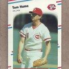 1988 Fleer Baseball Tom Hume Reds #236