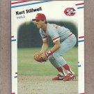 1988 Fleer Baseball Kurt Stillwell Reds #248
