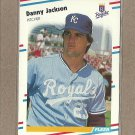1988 Fleer Baseball Danny Jackson Royals #261