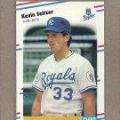 1988 Fleer Baseball Kevin Seitzer Royals #270
