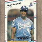 1988 Fleer Baseball Danny Tartabull Royals #271