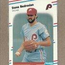 1988 Fleer Baseball Steve Bedrosian Phillies #298