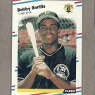 1988 Fleer Baseball Bobby Bonilla Pirates #323