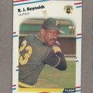 1988 Fleer Baseball R.J. Reynolds Pirates #339