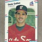 1988 Fleer Baseball Ozzie Guillen White Sox #398