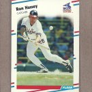 1988 Fleer Baseball Ron Hassey White Sox #399