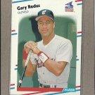 1988 Fleer Baseball Gary Redus White Sox #408