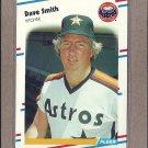 1988 Fleer Baseball Dave Smith Astros #457