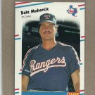 1988 Fleer Baseball Dale Mohorcic Rangers #474