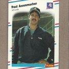 1988 Fleer Baseball Paul Assenmacher Braves #532