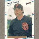 1988 Fleer Baseball Goose Gossage Padres #583