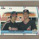 1988 Fleer Baseball Slugging Sophomores #622