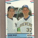 1988 Fleer Baseball Classic Relief #625