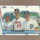 1988 Fleer Baseball All Star Righties #626