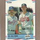 1988 Fleer Baseball N.L. All Stars #639