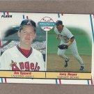 1988 Fleer Baseball Rookies Eppard & Meyer #645