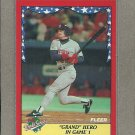 1988 Fleer Baseball World Series #1